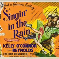 SINGIN' IN THE RAIN AT GARFIELD PARK