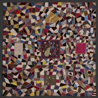 Crazy Quilts: Stitching Memories