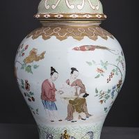 Elegance from the East: New Insights from Old Porcelain
