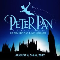 Peter Pan: The BCP Play-A-Part Fundraiser