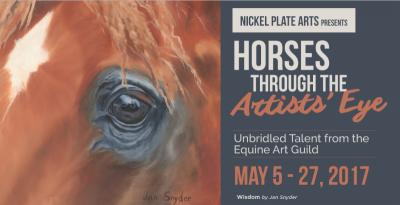 Horses Through the Artist's Eye