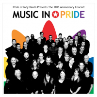 Pride of Indy Bands Music IN Pride Night