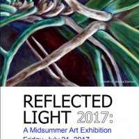 Reflected Light 2017 A Midsummer Art Exhibition