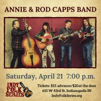 Annie & Rod Capps Band