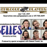 Belles a comedy/drama by Mark Dunn at Epilogue Players