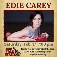 Edie Carey at Indy Folk Series