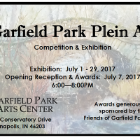 Garfield Park Plein Air: Opening Reception & Award Ceremony