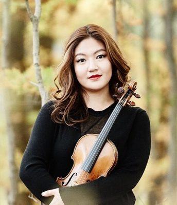 Jinjoo Cho, Violin Concert