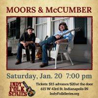 Moors and McCumber at Indy Folk Series