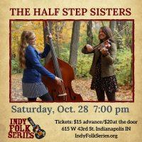 The Half Step Sisters at Indy Folk Series