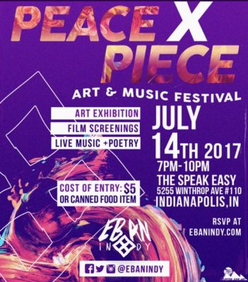 Peace X Piece Art and Music Festival