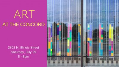 Art at the Concord