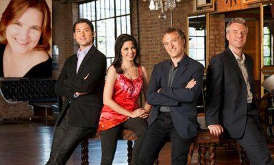 Pacifica Quartet with Mitzi Westra, mezzo-soprano