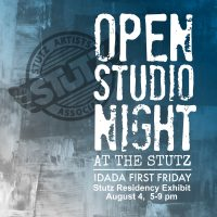 """Real Surreal: Work of Residency Artists Sean Hurley and John Klinkose"" & Stutz Open Studio Night"