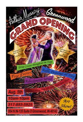 Arthur Murray Greenwood Grand Opening
