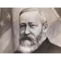 Benjamin Harrison's 184th Birthday Celebration