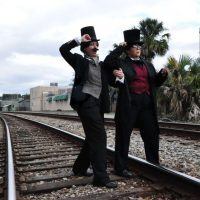 Clockstoppers: How to Build a Railroad Empire at I...