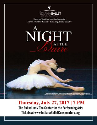 Indiana Ballet Conservatory presents A Night At Th...