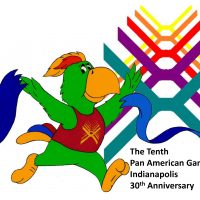 Indianapolis Pan American Games 30th Anniversary