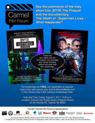"""SEE THE INDY PREMIERES OF, BYTE THE PREQUEL AND THE DEATH OF """"SUPERMAN LIVES"""": WHAT HAPPENED?"""