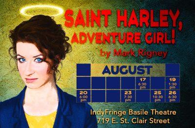 Saint Harley, Adventure Girl!