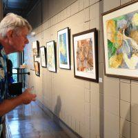 Southside Art League National Abstract Art Exhibit...