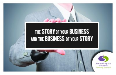 The Story of Your Business and the Business of Your Story