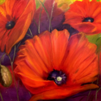 Nickel Plate Arts Showcase Artist: Bobbi K Samples...