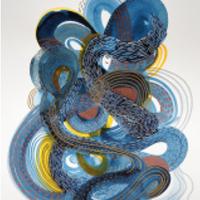 """Meyer Najem Showcase Artist: Laura Stennett """"Color for the Spirit"""""""