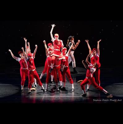 Gregory Hancock Dance Theatre presents CELEBRATION...