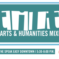 TILT: An Arts & Humanities Mixer