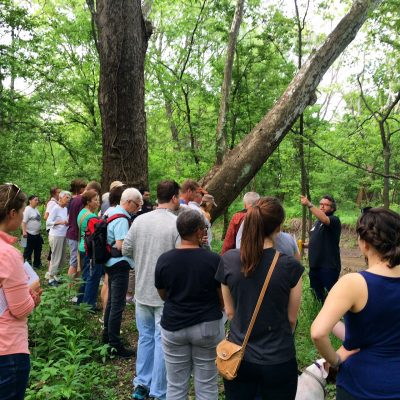 Next Indiana Campfires: Tom and Jane Dustin Nature Preserve (Allen County)