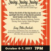 Heartland Big Band presents Swing...Swing...Swing