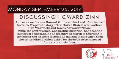 Discussing Howard Zinn