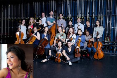 2002 IVCI Laureate Susie Park performs with East Coast Chamber Orchestra