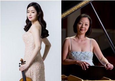 2014 IVCI Laureate Dami Kim and Pianist Chih-Yi Chen in Recital