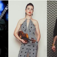 "2014 Silver Medalist Tessa Lark returns for ""Hot Swing: An Evening of Gypsy Jazz"""