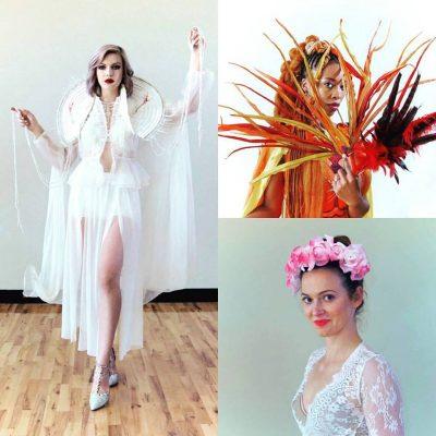 Le Alta Moda-Art Fashion Show.