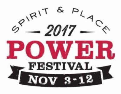 Volunteers needed for Spirit & Place events