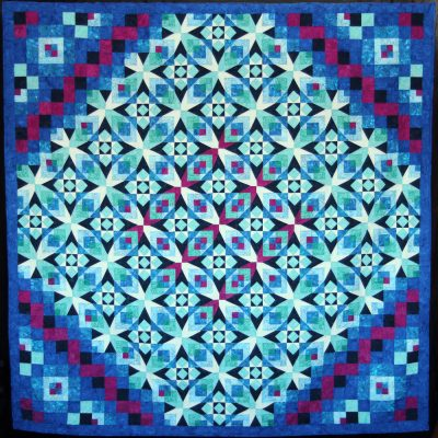 QUILT – EAT – SLEEP – REPEAT! - 2017 Quilters Guild of Indianapolis Exhibition
