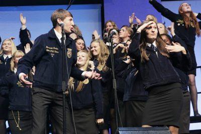 National FFA Chorus