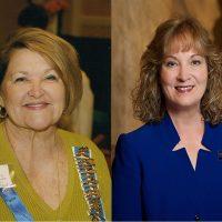May Wright Sewall Leadership Award Event Honoring Dr. Jamia Jasper Case Jacobsen & Glenda Ritz