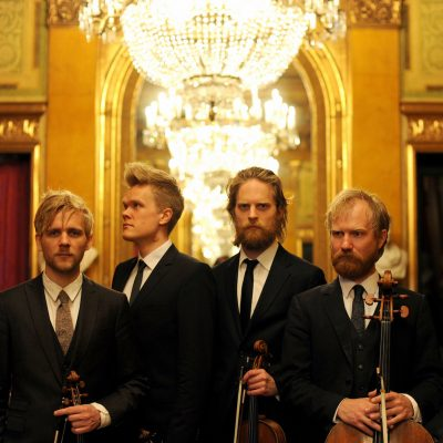 The Danish String Quartet plays Beethoven