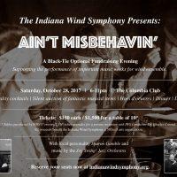 Indiana Wind Symphony Gala