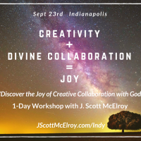 Discovering the Joy of Creative Collaboration with God