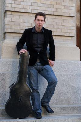 Guest Artist Jérôme Mouffe