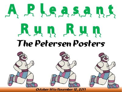 Pleasant Run Run Posters: The Petersen Posters