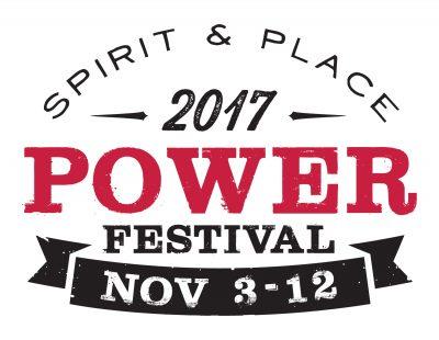 2017 Spirit & Place Festival