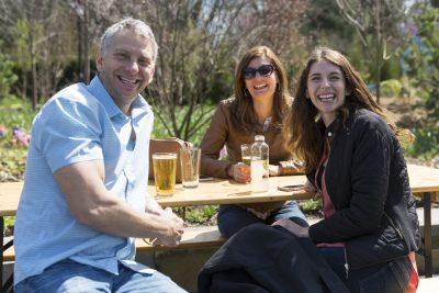 Beer Garden Closing Celebration