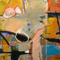 Cindy Wingo Abstract Narratives